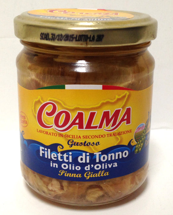Coalma Tuna in Olive Oil, 200g