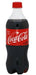 Coca-Cola 20 FL OZ Plastic Bottle