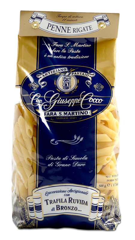 Giuseppe Cocco Penne  Rigate #A36, 500g