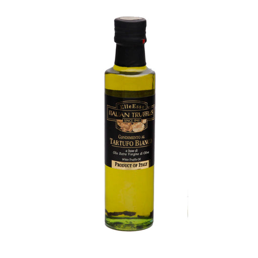 Elle Esse White Truffle Flavored Extra Virgin Olive Oil, Product of Italy, 8.45 oz | 250 ml