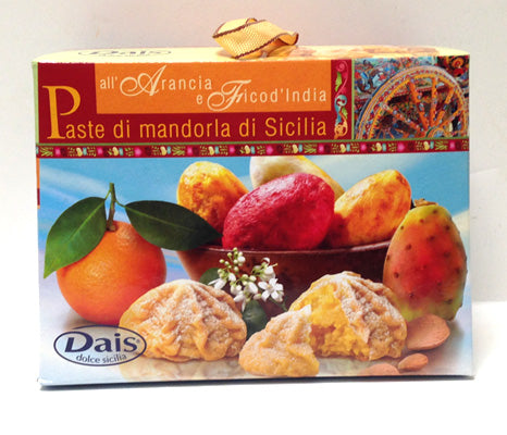 Dais Dolce Sicilia all'Arancia e Fico d'India Cookies, 150g