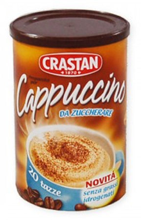 Crastan Unsweetened Cappuccino, 250g