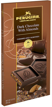 Perugina Dark Chocolate Almond 3.5 oz