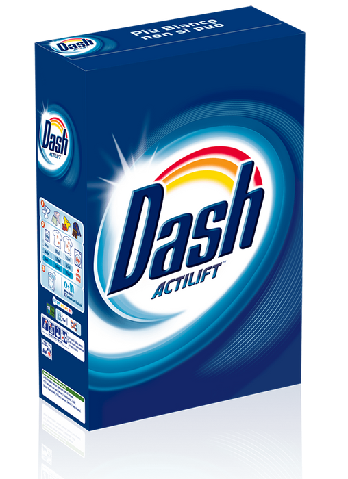 Dash Polvere Actilift (Powder), 1625g Box