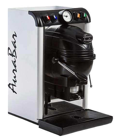 Didiesse Espresso Machine AURA BAR W/ Cappuccino, BLACK