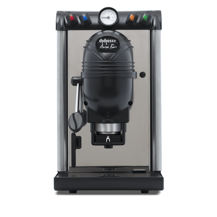 Didiesse Espresso Machine AURA BAR No Cappuccino Steamer, BLACK