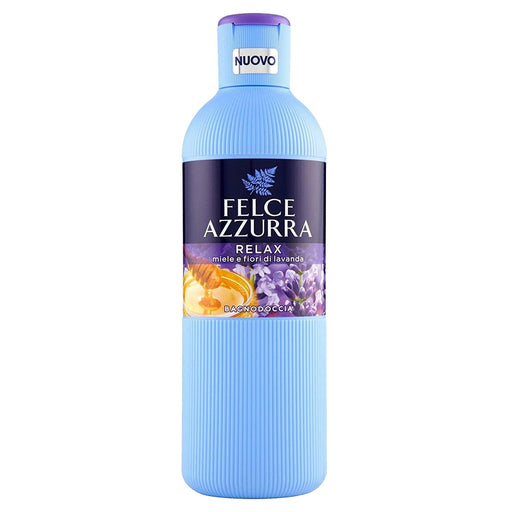 Felce Azzurra Honey & Lavender Bodywash, 22 fl oz | 650ml