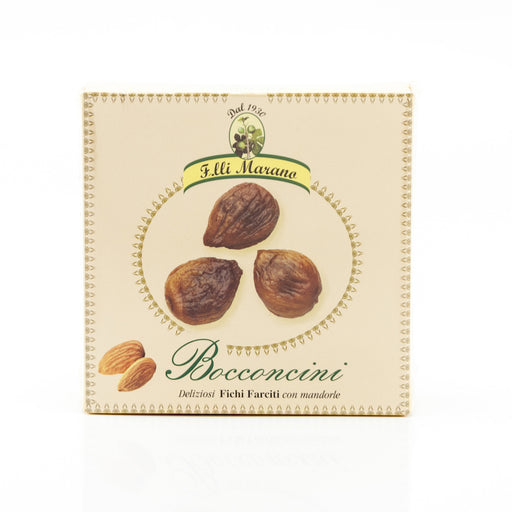 F.lli. Marano, Bocconcini, Dried Figs Stuffed With Almonds, 8.8 oz