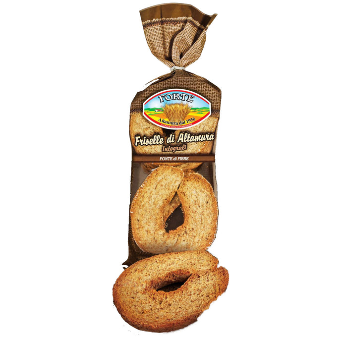 Forte Friselle di Altamura, Whole Wheat, Integrali, 350g