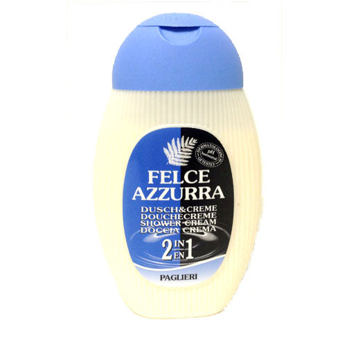 "Felce Azzurra 2 in 1 Shower Gel & Body Cream ""Classic Scent"" 250"