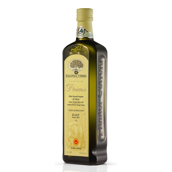 Frantoi Cutrera Primo Extra Virgin Olive Oil, 25.4 fl oz | 750 mL