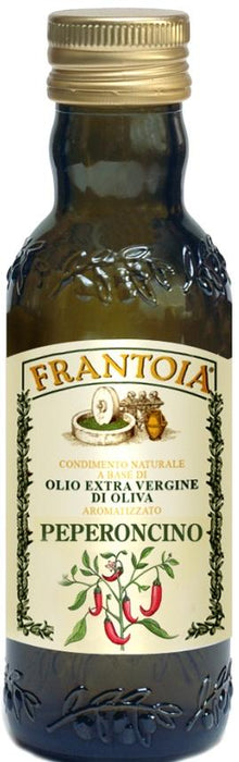 Frantoia Extra Virgin Olive Oil W/ Chilli Pepper (Peperoncino)
