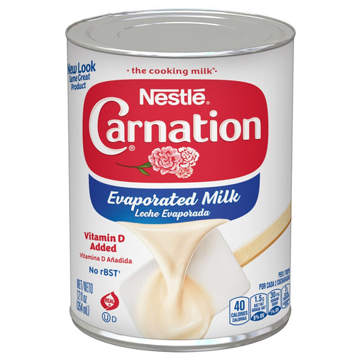Nestle Carnation Evaporatd Mlk, 12 oz