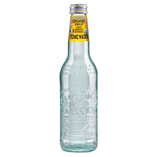 Galvanina Organic Tonic Water, 12 fl oz | 355 mL