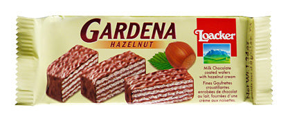 Loacker Gardena Hazelnut Wafer, 38g