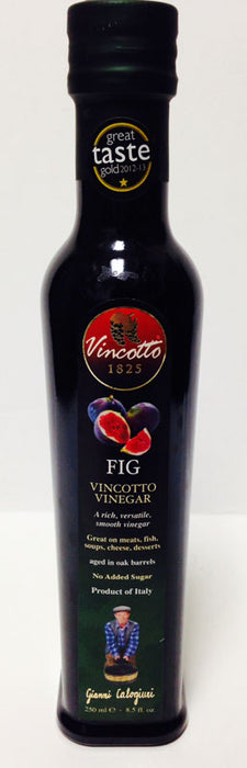 Gianni Calogiuri Fig Vincotto Vinegar, 250ml