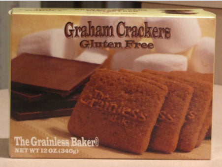 Grainless Baker Gluten Free Graham Crackers