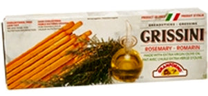 Granforno Grissini Rosemary Breadsticks, 4.4 oz (125g)