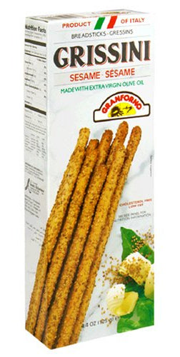 Granforno Grissini Sesame Breaksticks 4.4 oz (125g)