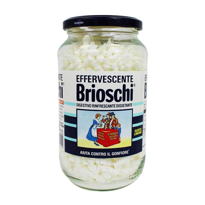 Brioschi Effervescente Glass Bottle, 250g