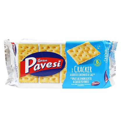 Gran Pavesi Unsalted Crackers, 250g