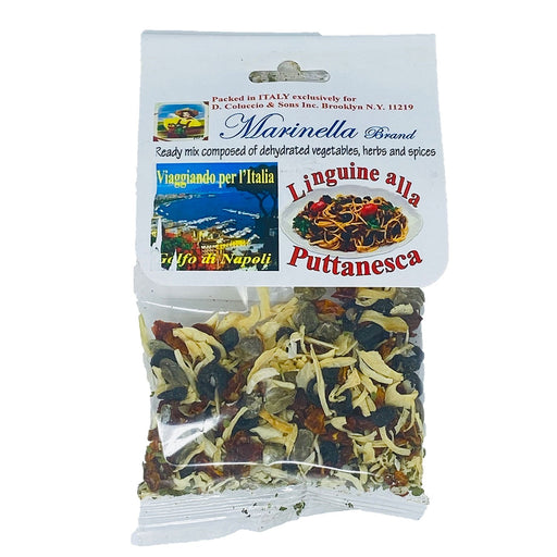 Marinella Linguine alla Puttanesca Ready Mix, 1.05 oz | 30g