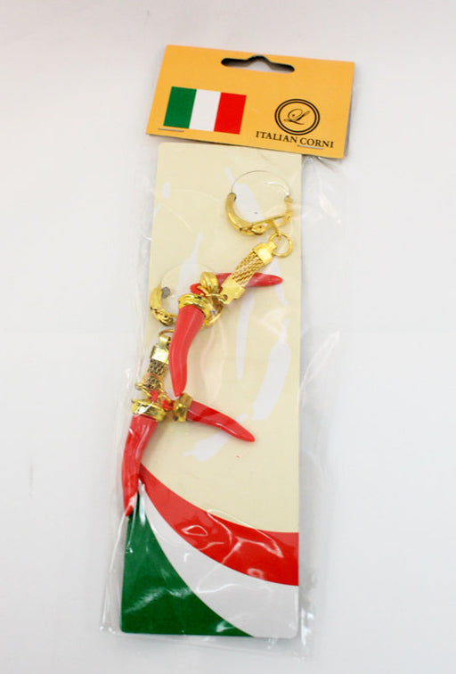 Small Italian Horn, Pack of 2
