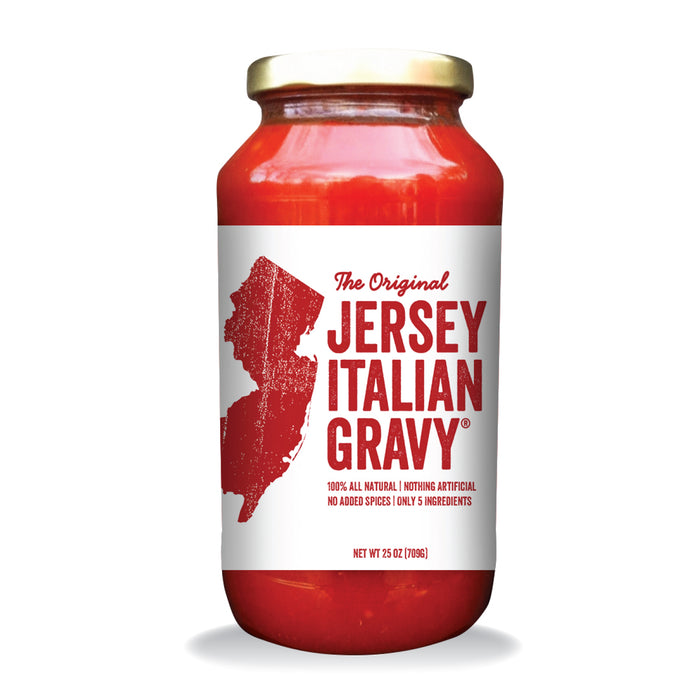 The Original Jersey Italian Gravy, 25 oz