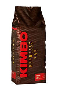 Kimbo Espresso Bar Unique Beans 2.2 Lbs Bag