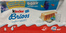 Ferrero Kinder Brioss Latte Pack of 6 x 0.98 Oz Pieces