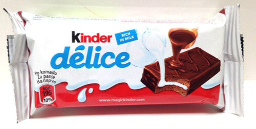 Kinder Delice Chocolate Cake, 42g