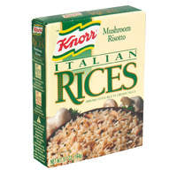 Knorr Mushroom Risotto, 164g