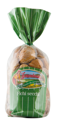 La Montanara Dry Figs Bag, 14 oz