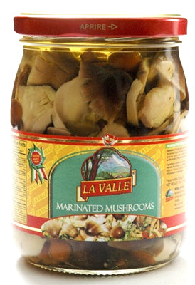 La Valle Marinated Mushrooms 550g