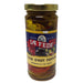 La Fede Sliced O'Hot Peppers, 8 fl oz