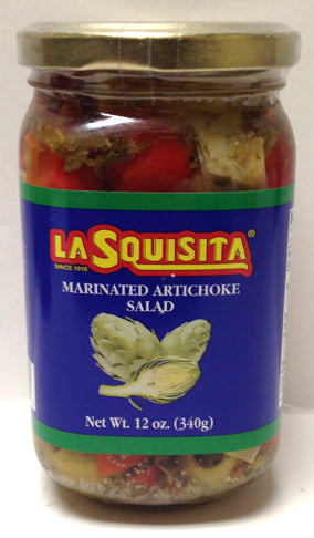 La Squisita Marinated Artichoke Salad, 12 oz