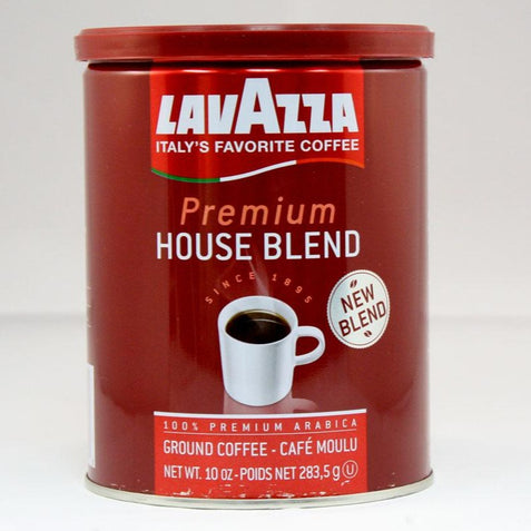 LavAzza Premium House Blend (Ground) 10oz