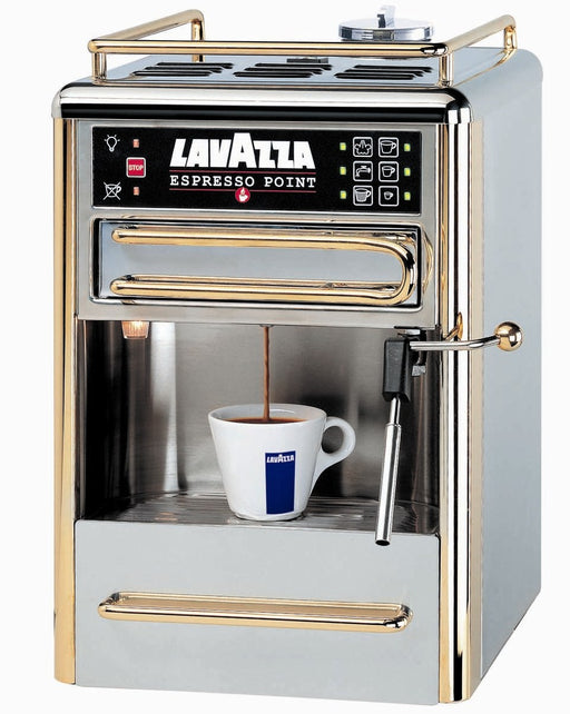 LavAzza Espresso Point, Capsule Machine GOLD