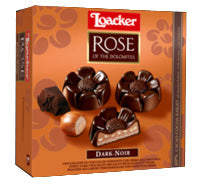 Loacker Rose of the Dolomites, 175g