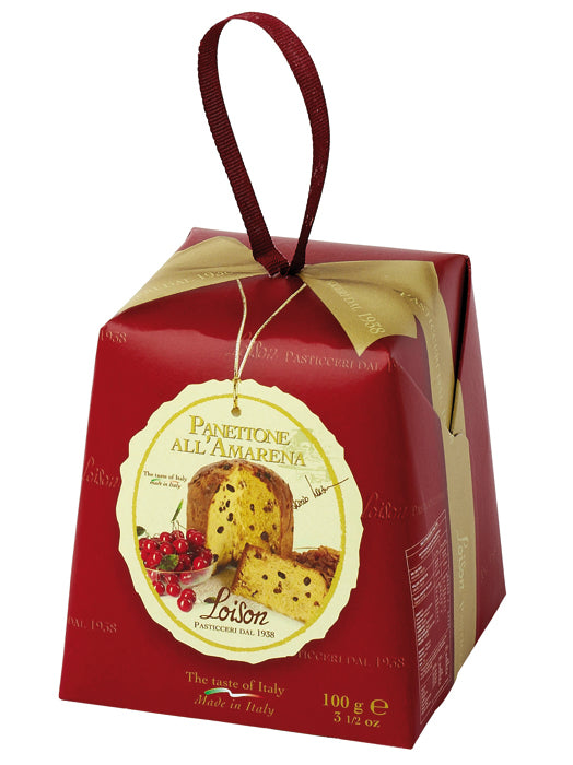 Loison Mini Panettone All' Amarena 3.5 oz (100g)