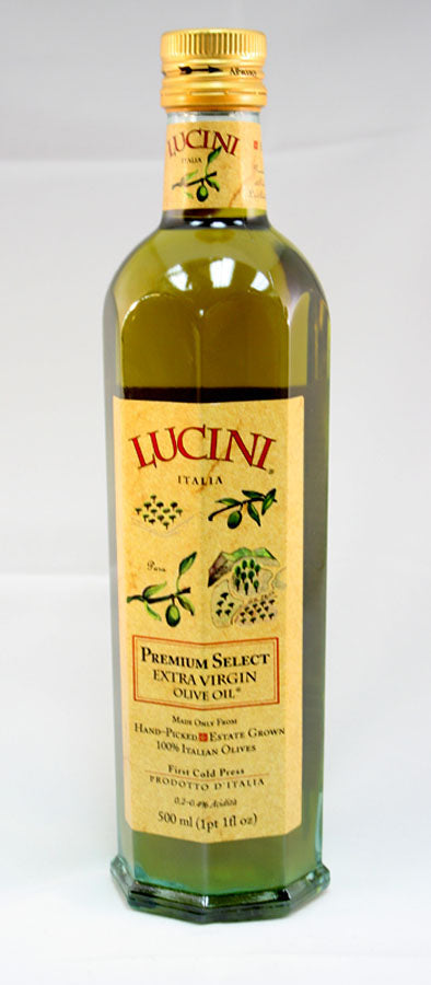 Lucini Extra Virgin Olive Oil 500ml