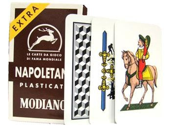 Modiano Napoletane Playing Card 97 / 38