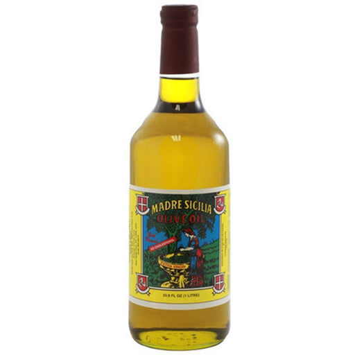 Madre Sicilia Extra Virgin Olive Oil 1 Litre Bottle