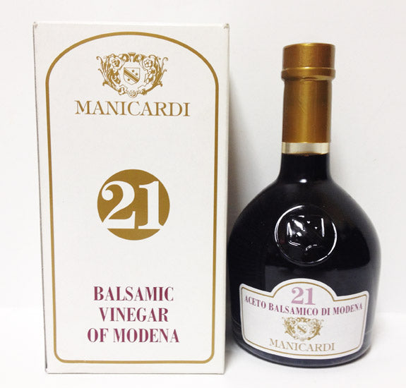 Manicardi Balsamic Vinegar Of Modena 21 Years 8.5 fl oz