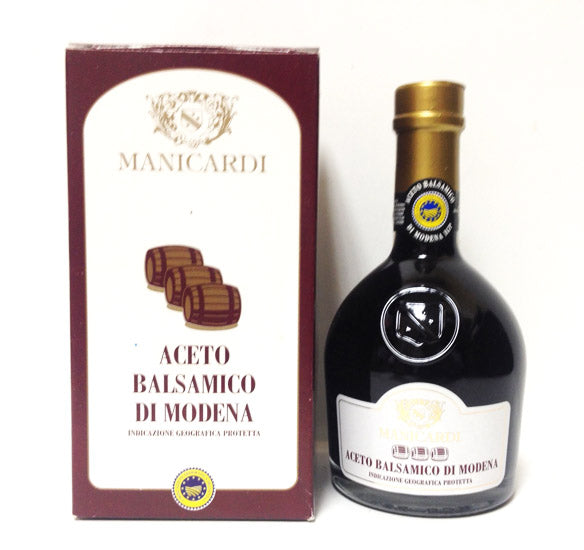Manicardi Balsamic Vinegar Of Modena 8.5 fl oz
