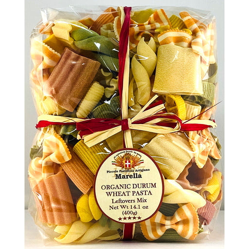 Marella Leftovers Mix Organic Pasta from Italy, 14.1 oz