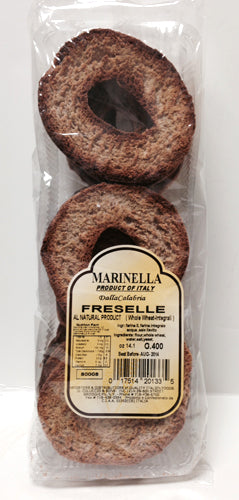 Marinella Freselle Whole Wheat, 400g