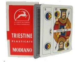 Modiano Triestine Playing Card 99 / 25