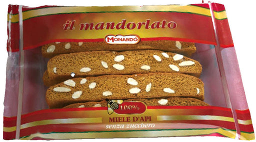 Monardo Biscotti made with Honey 250g