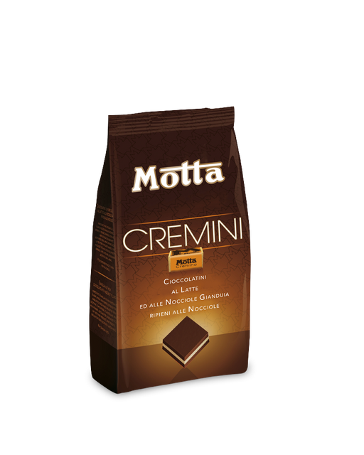 Motta Cremini Milk Chocolate, 5.2 oz